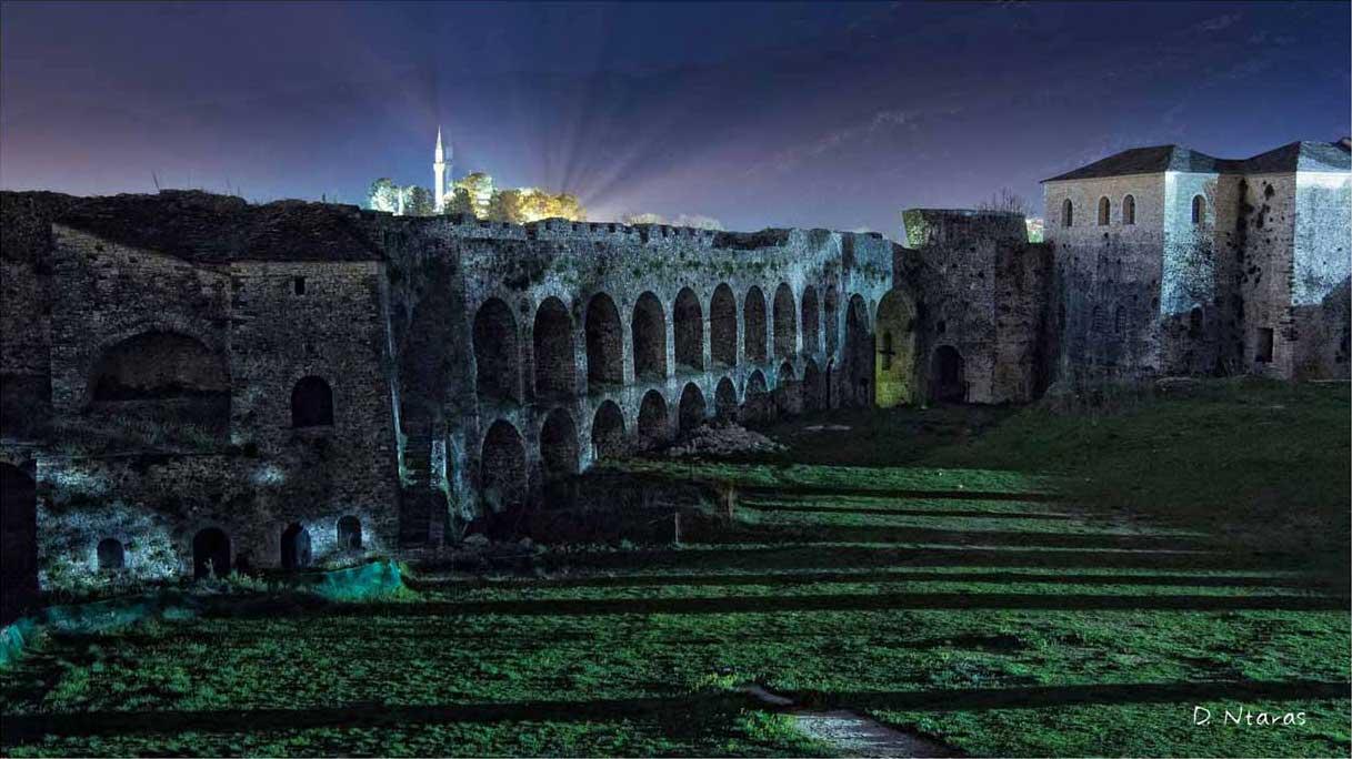 Κάστρο Ιωαννίνων - Ξενοδοχείο Hotel Giotis