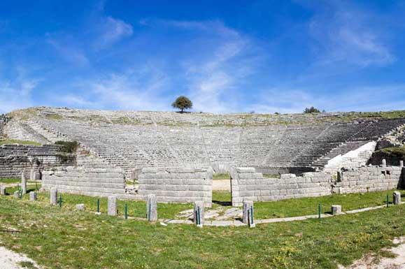 Αρχαίο Θέατρο Δωδώνης Ιωάννινα